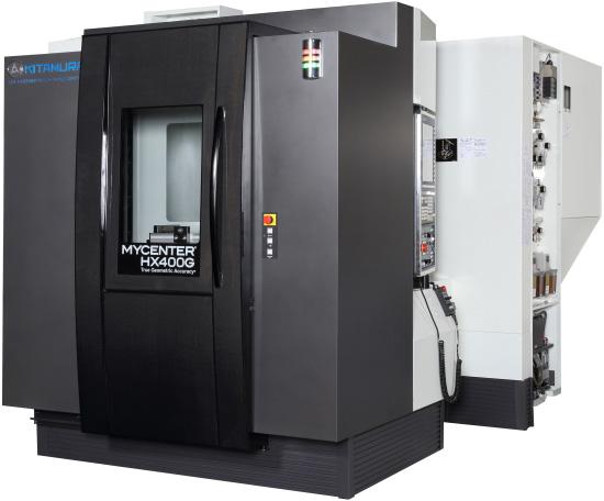 Kitamura HX400G