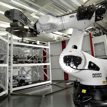 Hermle robotski sistemi